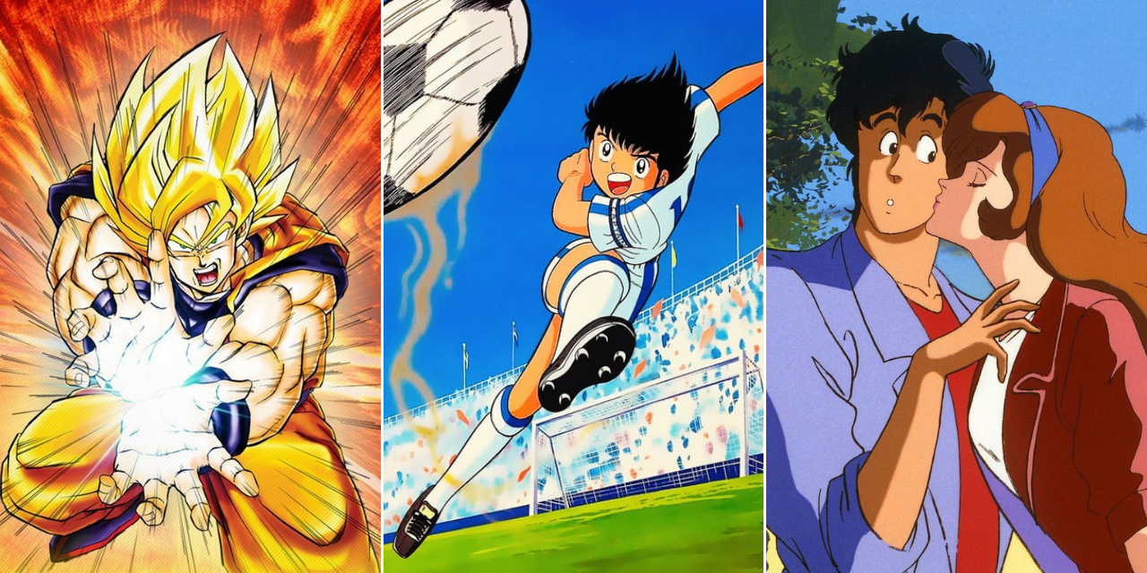 Dragon Ball Z, Olive Et Tom, Nicky Larson… 30 Ans Après avec Dessin Animé De Dragon Ball Z