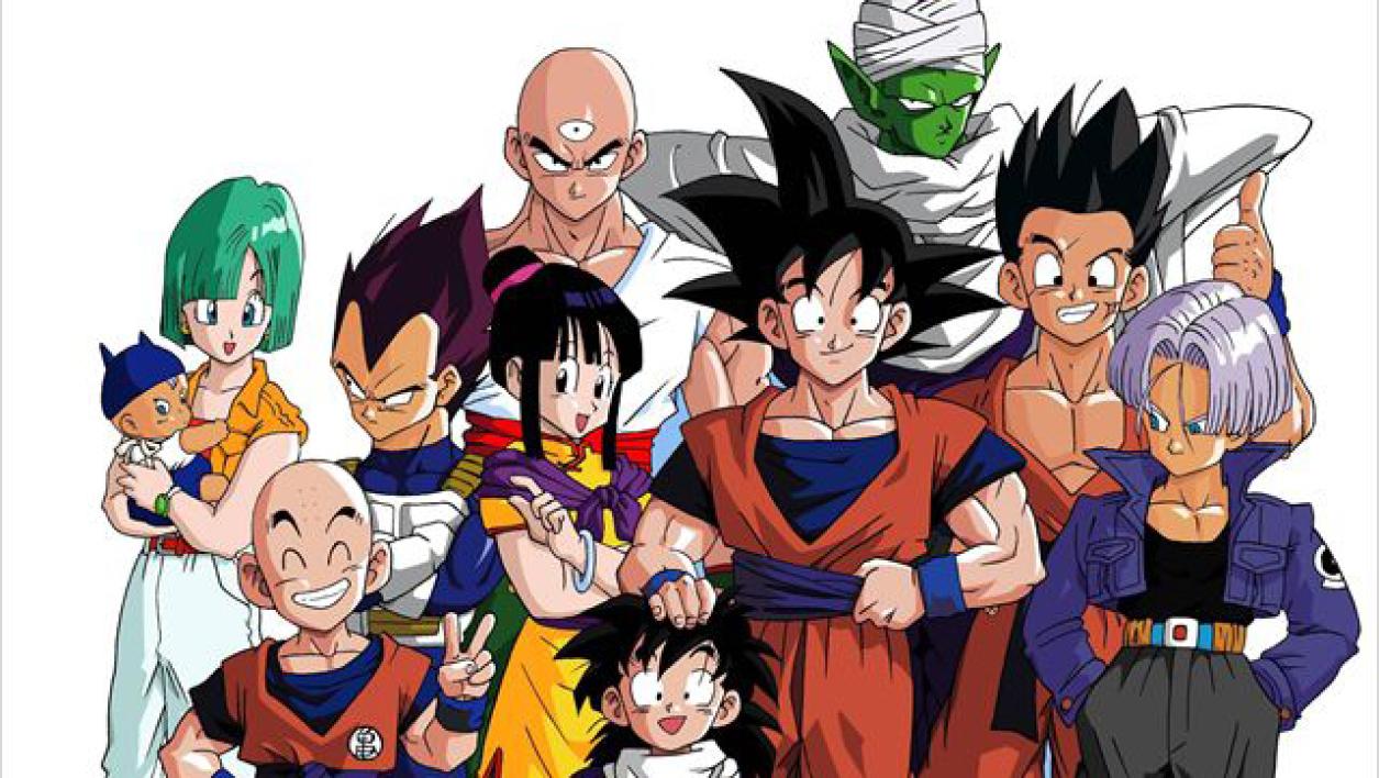 Dragon Ball Z : Quel Est Votre Personnage Préféré? intérieur Dessin Animé De Dragon Ball Z