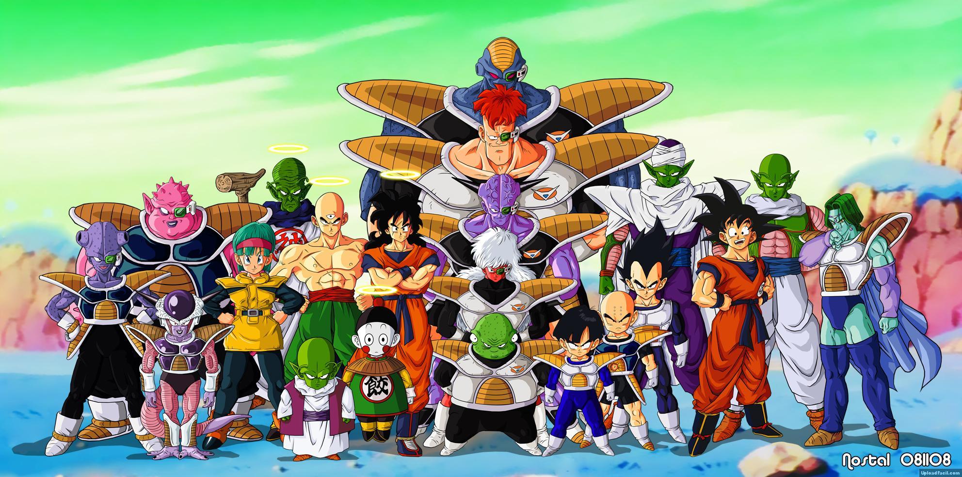 Dragon Ball Z Wallpapers, Anime, Hq Dragon Ball Z Pictures à Dessin Animé De Dragon Ball Z