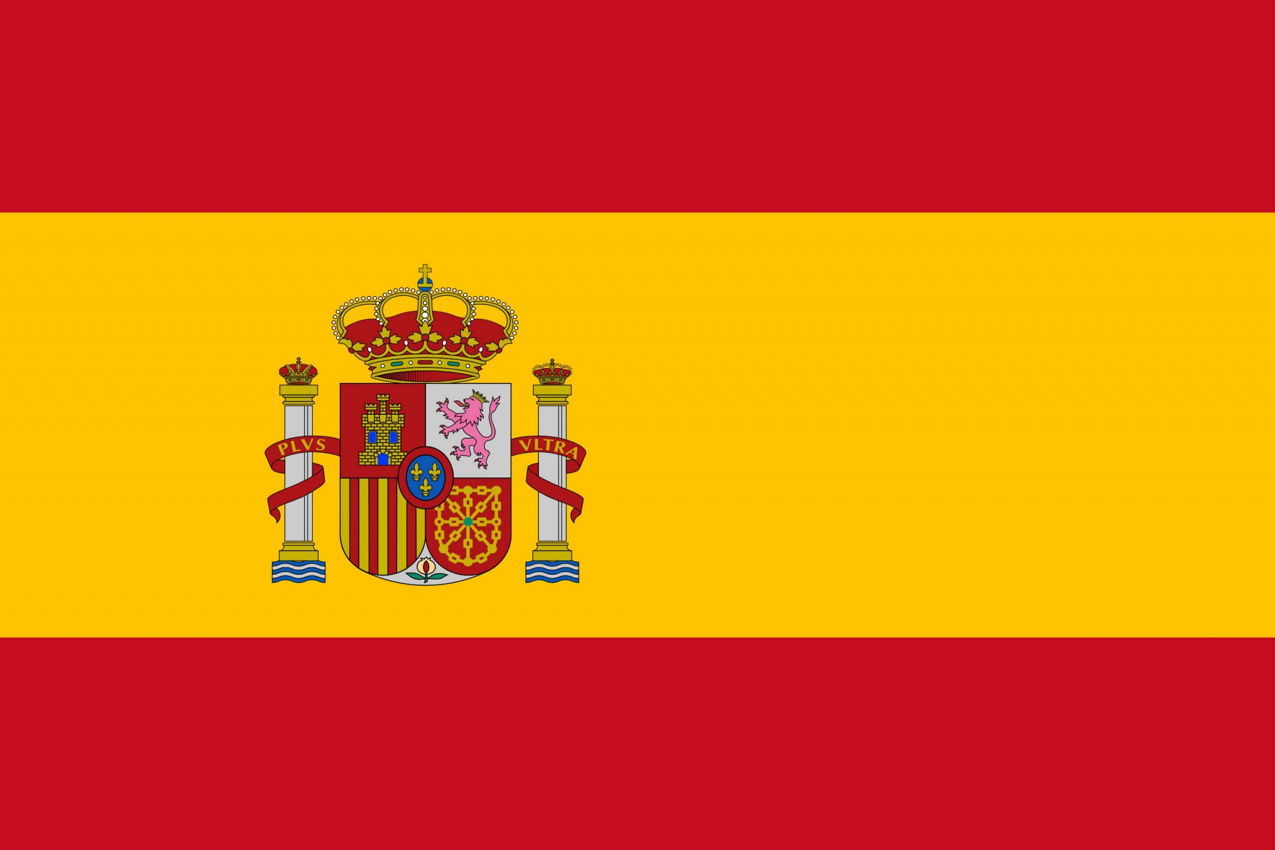 Drapeau De L'espagne, Drapeaux Du Pays Espagne encequiconcerne Drapeaux Européens À Imprimer
