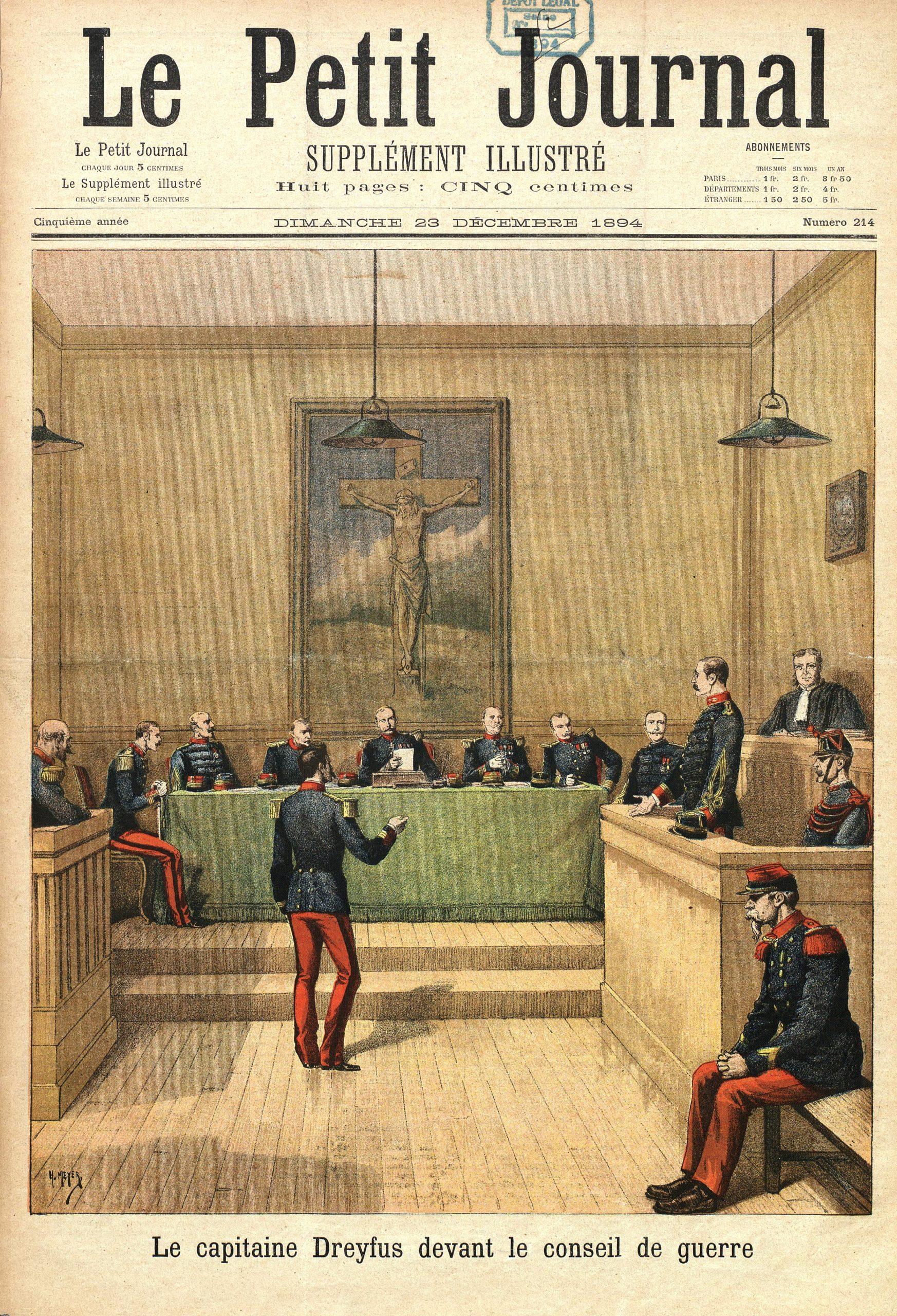 Dreyfus Davası dedans Numéro Des Départements