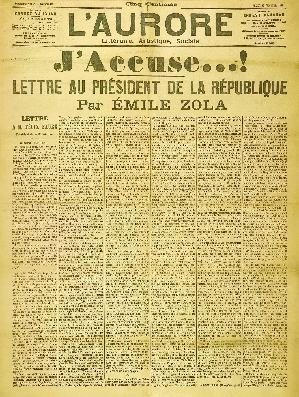 Dreyfus Davası – Ti Yazar à Numéro Des Départements