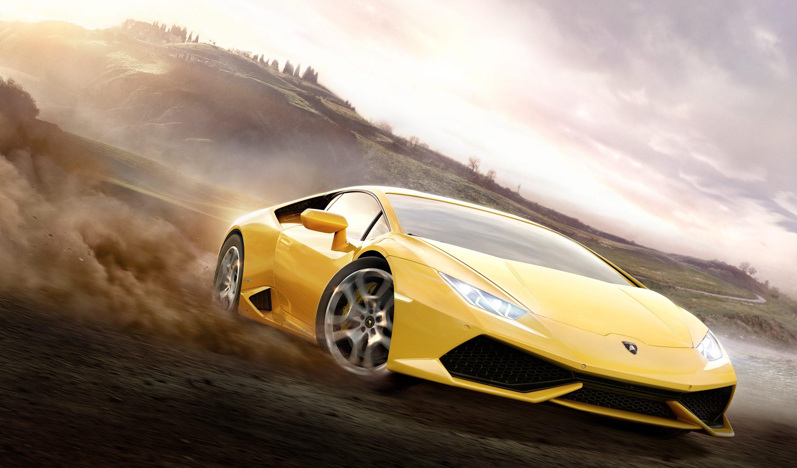 Driveclub Ps4 Vs Forza Horizon 2 Xbox One : Guerre Routière | à Jeux De Parcours De Voiture