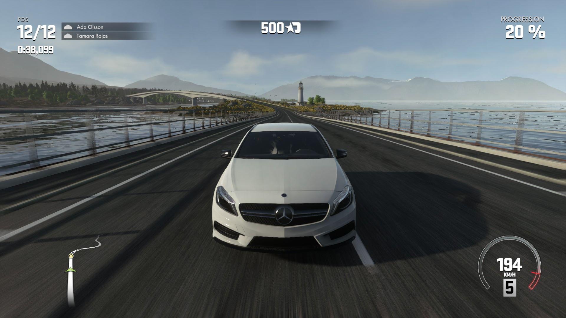 Driveclub Ps4 Vs Forza Horizon 2 Xbox One : Guerre Routière | serapportantà Jeux De Parcours De Voiture