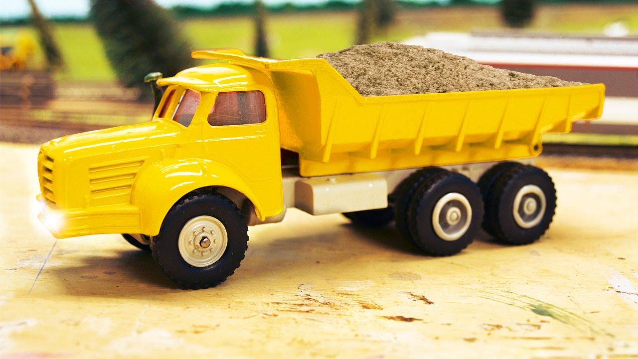 Drôle De Camion Jaune! Bip Bip Voitures - Jeu D'assemblage: Voitures De  Construction Pour Enfants pour Jeux De Voiture Jaune