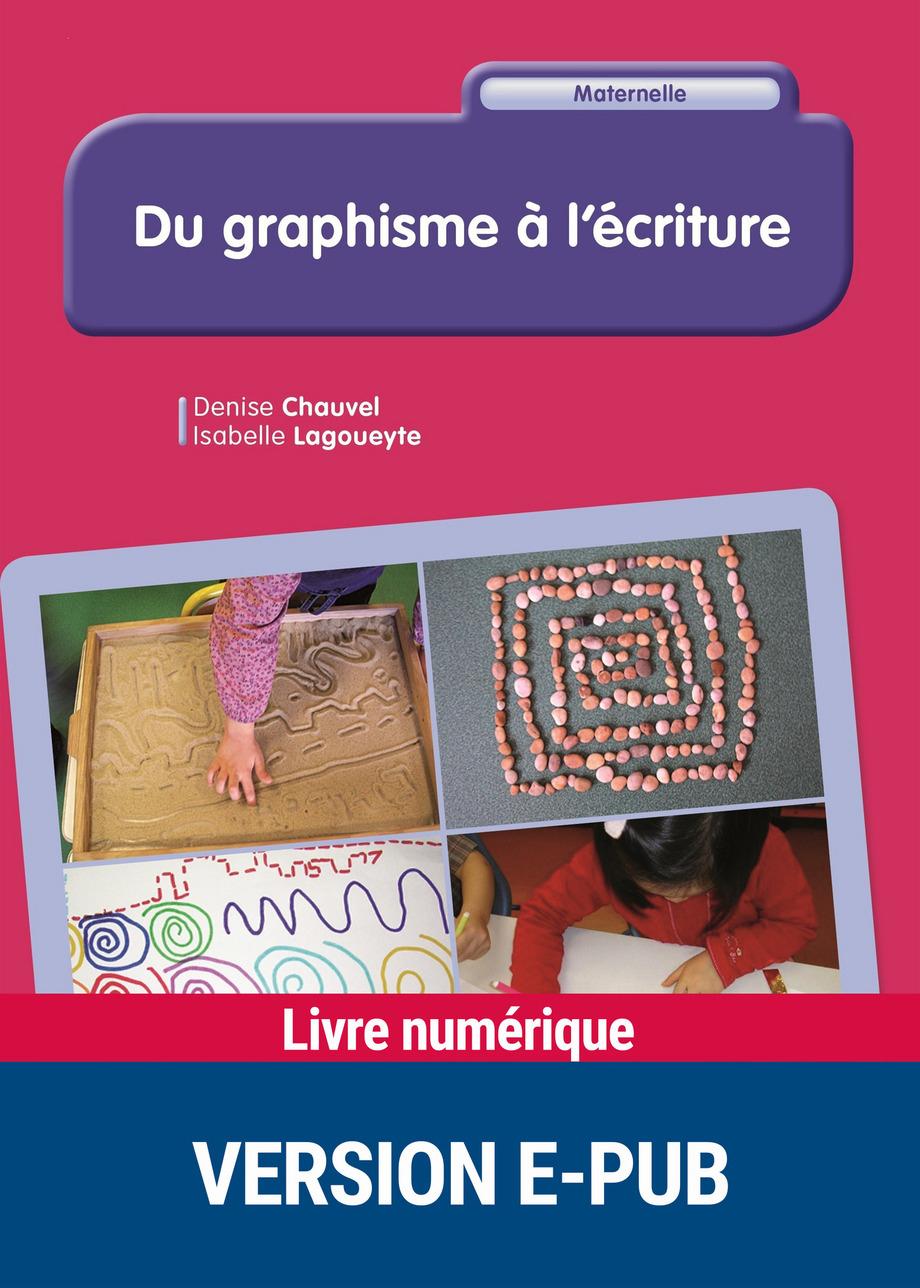Du Graphisme À L'écriture avec Livre Graphisme Maternelle