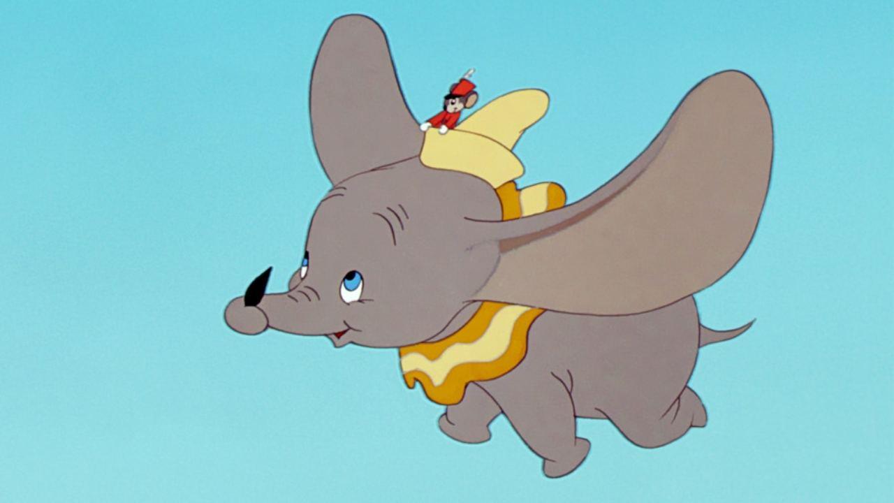 Dumbo : Analyse Et Critique Du Classique D'animation Disney dedans Dessin Dumbo