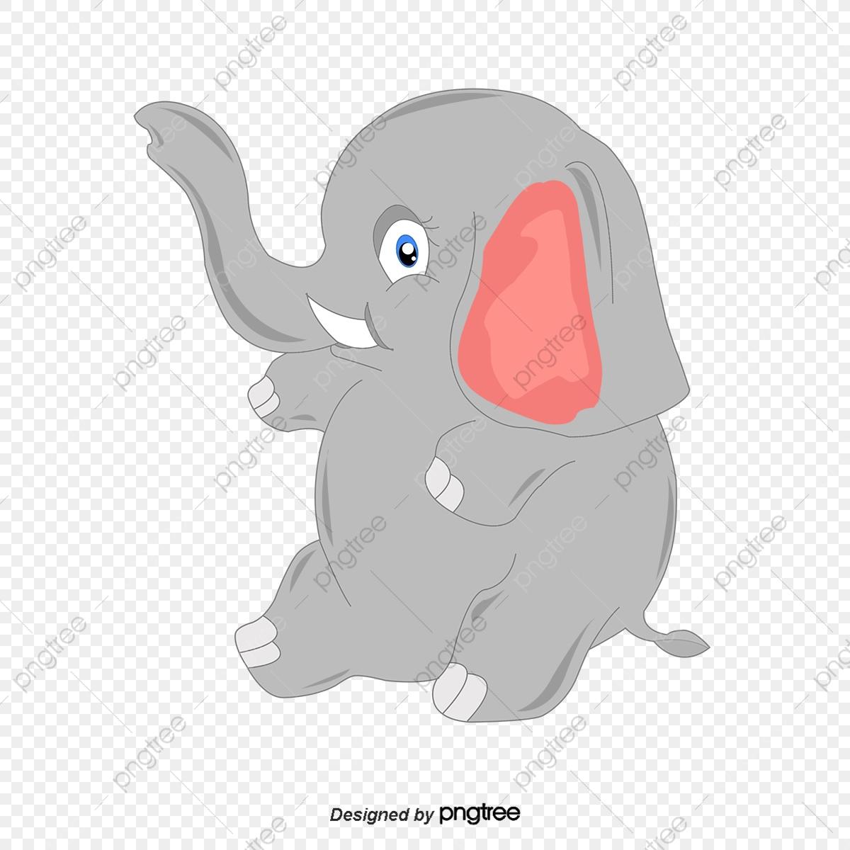 Dumbo, Éléphant, Dessin, Mignon Fichier Png Et Psd Pour Le encequiconcerne Dessin Dumbo