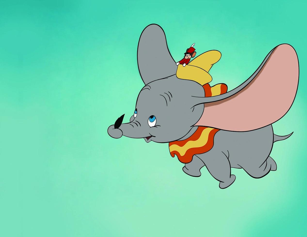 Dumbo Va De Nouveau Voler Grâce À Tim Burton - Amonine - Le dedans Dessin Dumbo