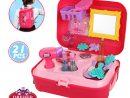 13,24 € 52% De Réduction |  Bébé Miniature En Plastique Ensemble De Maquillage Jouets Semblant Jouer Enfants Jouets Pour Cadeau Enfants Filles Jeux |  Beauté tout Jeux Bebe 3 Ans