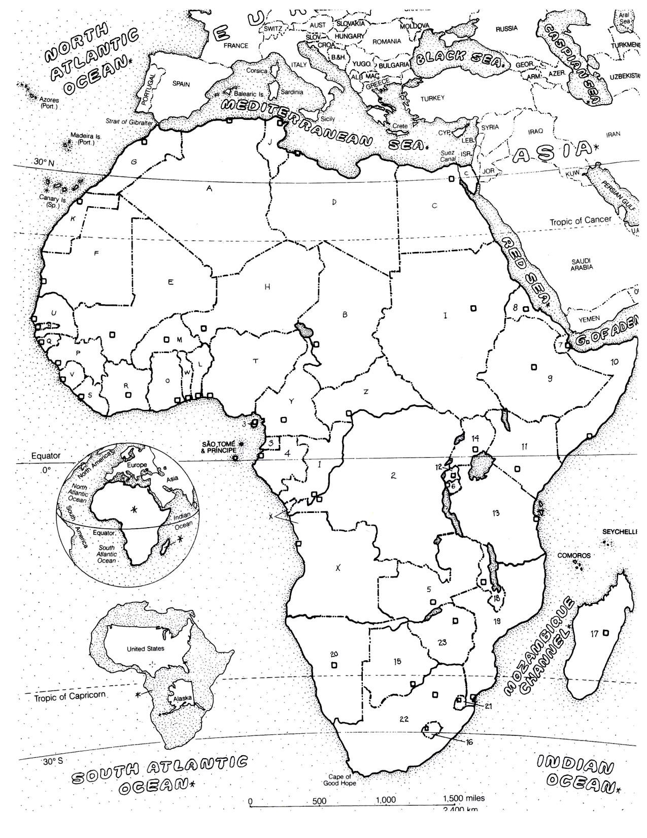 √ Coloriage Afrique A Imprimer | Coloriage Adulte Savane à Coloriage Afrique À Imprimer