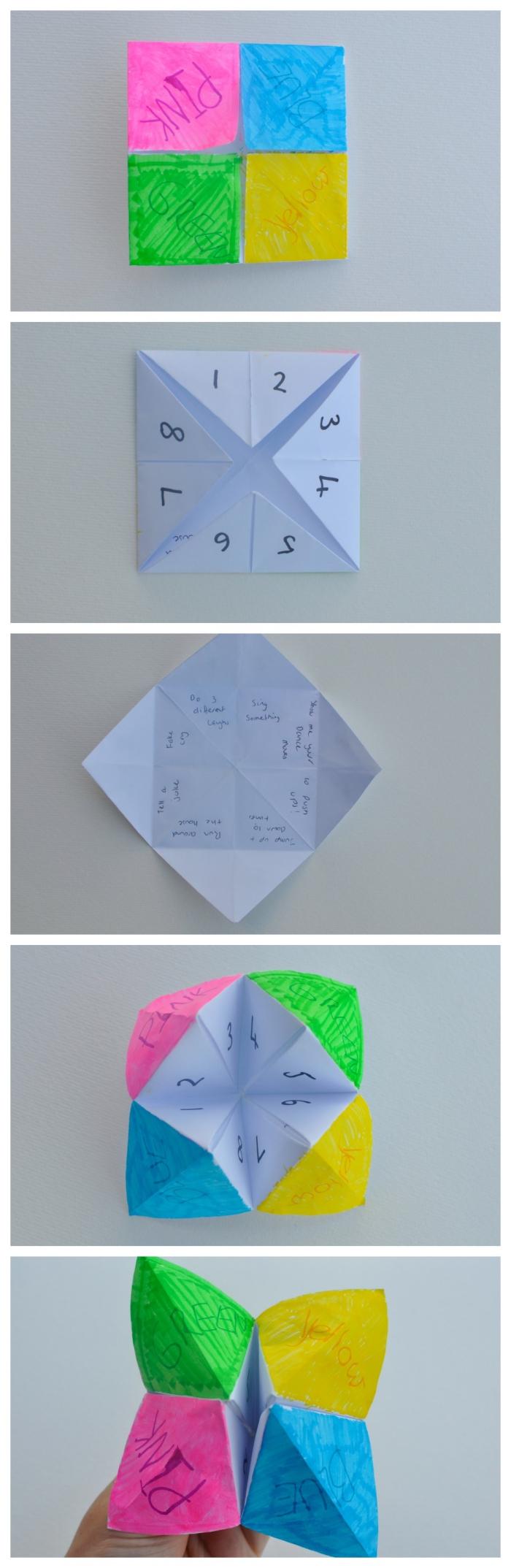 ▷ 1001+ Activités Pour Découvrir Comment Faire Une Cocotte destiné Pliage Papier Enfant