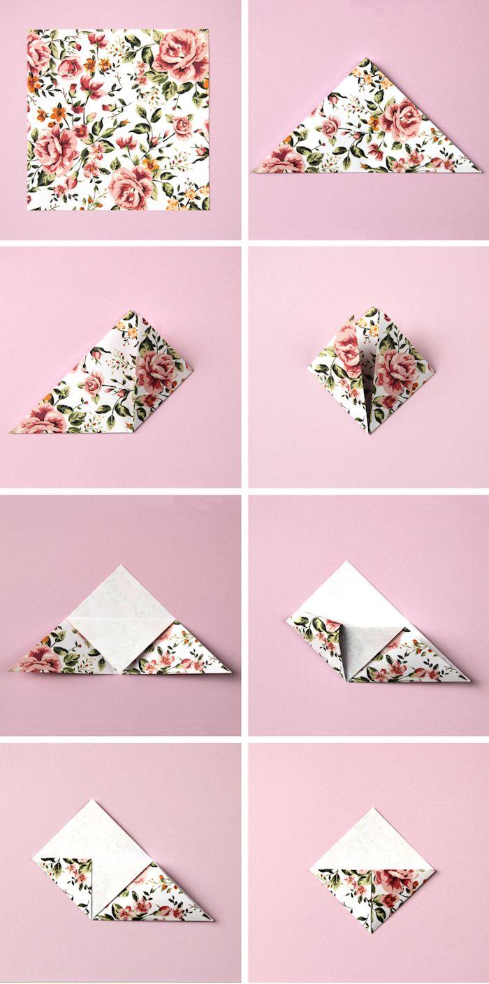 ▷ 1001 + Idées Pour Faire Un Marque-Page Origami Et Autres à Modele De Marque Page A Imprimer