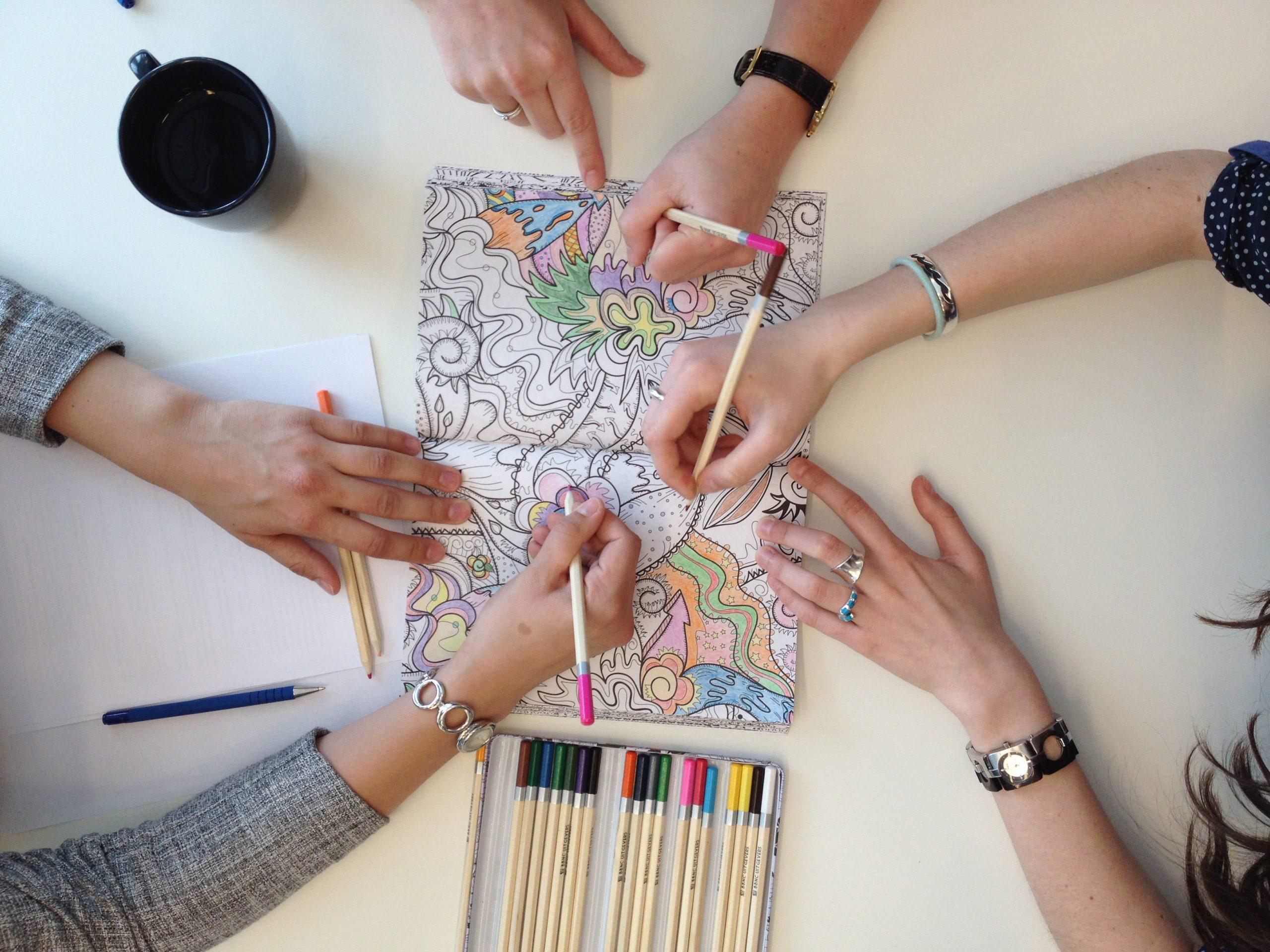 ▷ Les Meilleurs Coloriages Mandalas - Classement pour Coloriage De Mandala Difficile A Imprimer