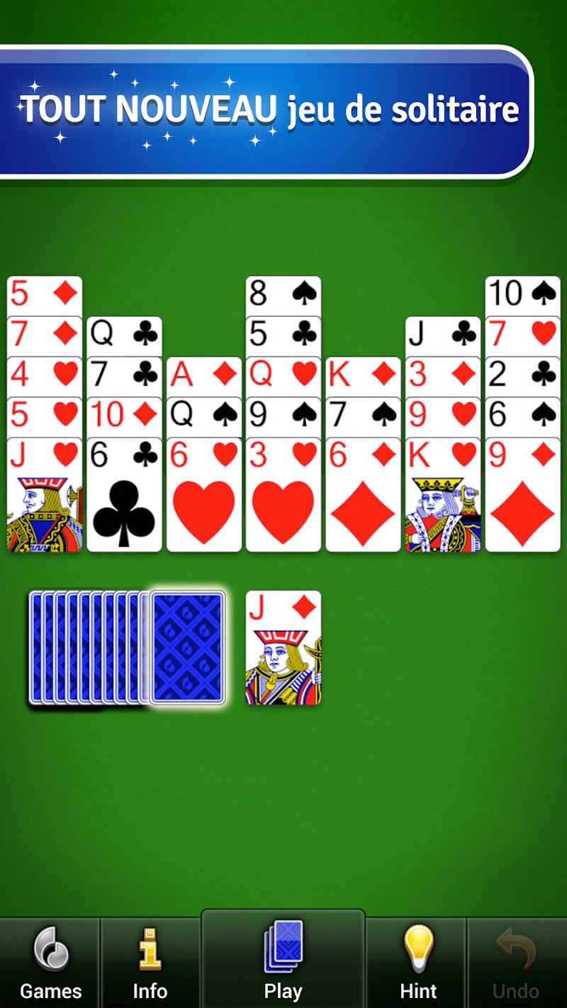 ▷ Télécharger Crown Solitaire Solitaire Jeu De Cartes avec Jouer Puzzle Gratuit