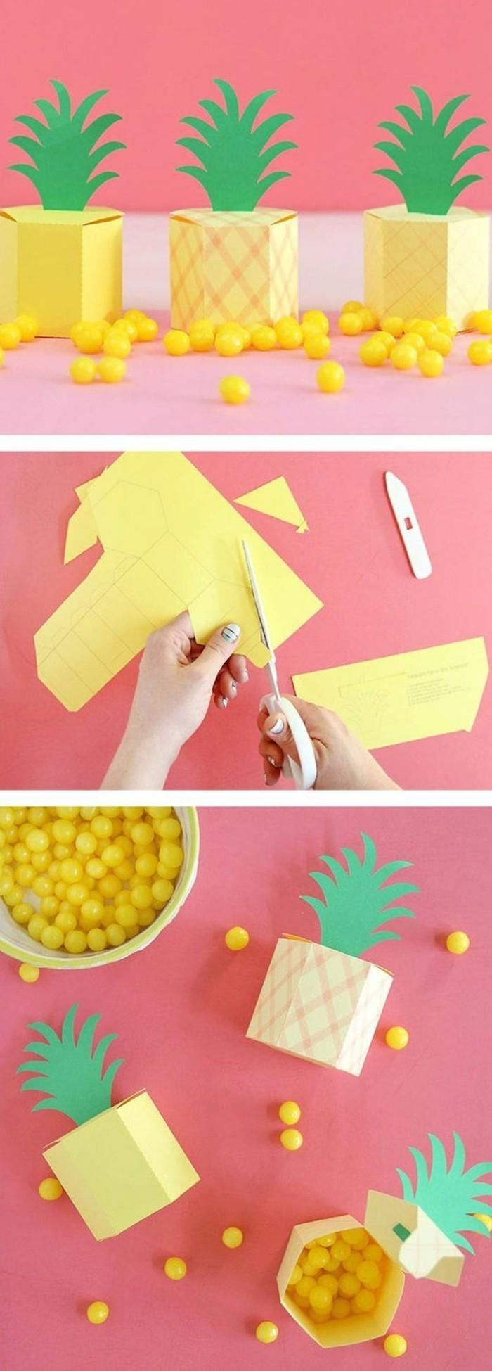 ▷1001+ Idées Comment Faire Une Boîte En Papier concernant Patron Pour Boite En Carton