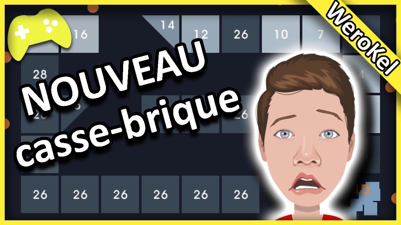 ◽◽ Un Nouveau Casse Brique ! Bricks N Balls - Werokel à Casse Brique En Ligne