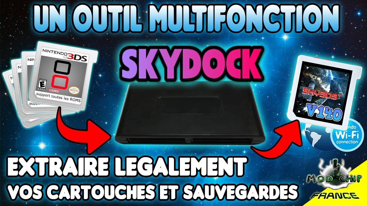 ⚙️ Skydock L'Adaptateur Multifonction De La Team Sky3Ds+ Jeux En Ligne tout Jeu Memory En Ligne