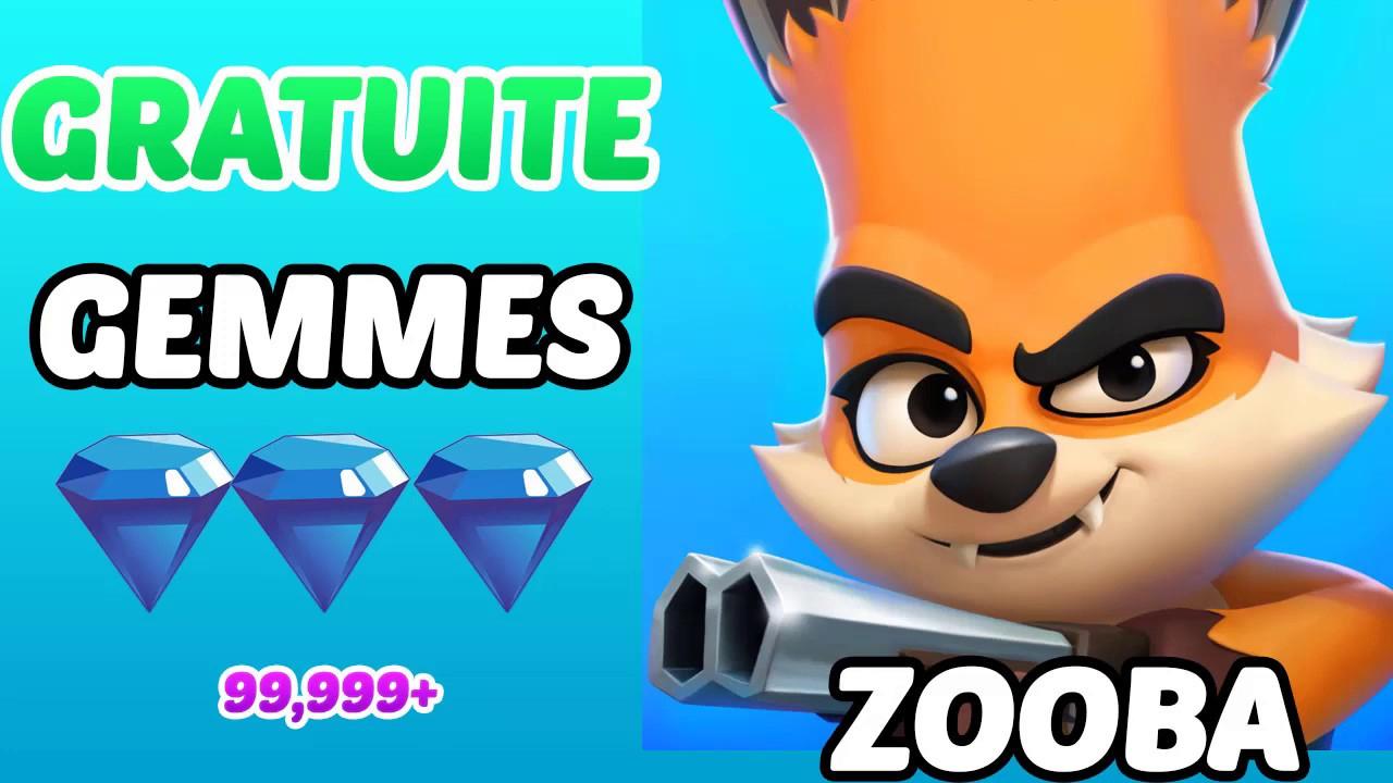 ✅Comment Avoir Des Gems Sur Zooba - Zooba Jeu De Bataille Astuce concernant Jeux D Animaux Gratuit