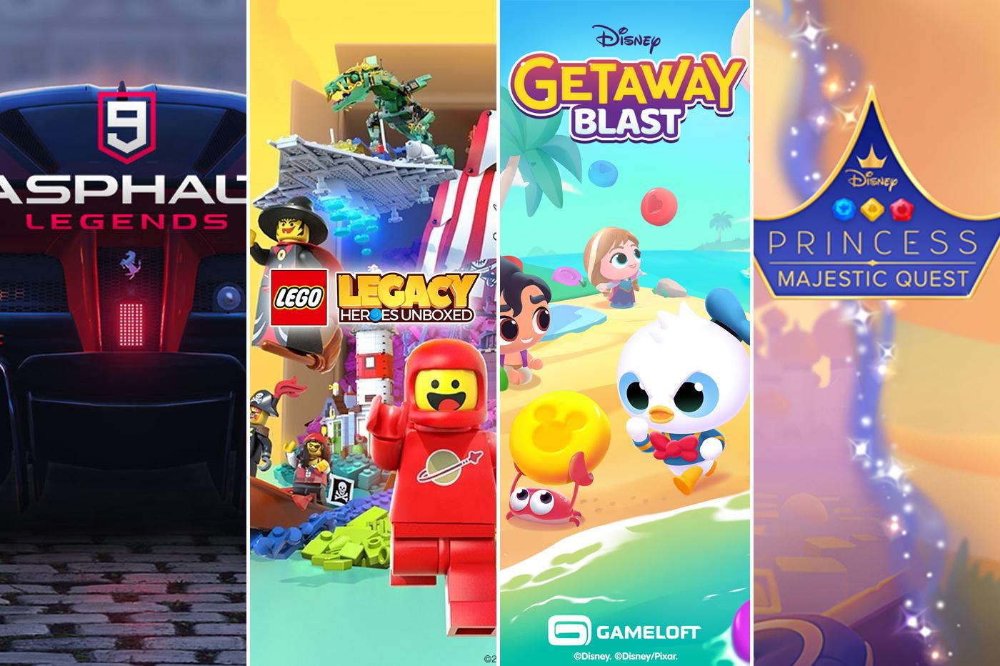 E3 2019] La Sélection Des Futurs Jeux Mobiles Gameloft (Lego pour Jeux De Casse Brique Gratuit En Ligne