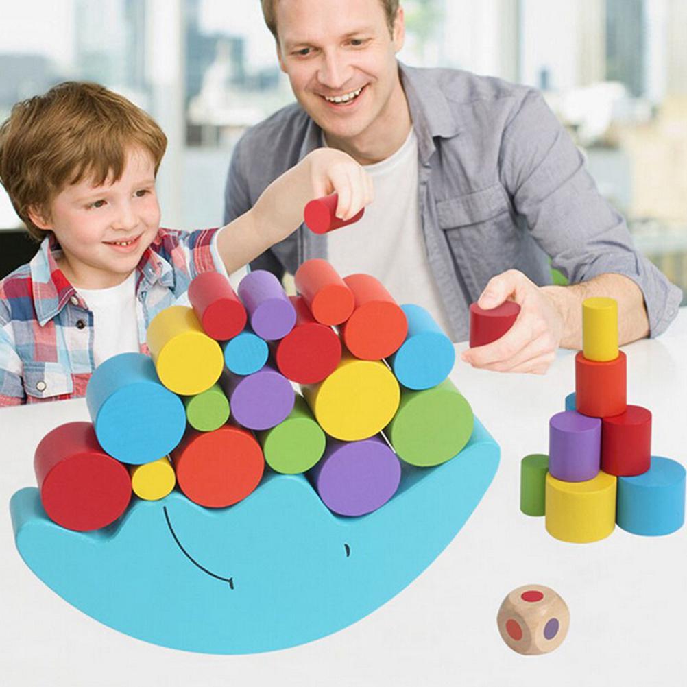 €6.08 32% De Réduction|1 Ensemble Lune Balance Jeu Bébé Enfants Jouets Et  Jeux Jouet Pour 2 4 Ans Fille & Garçon|Toys For|Toys And Games|Children  Toys concernant Jouet 2 Ans Garçon