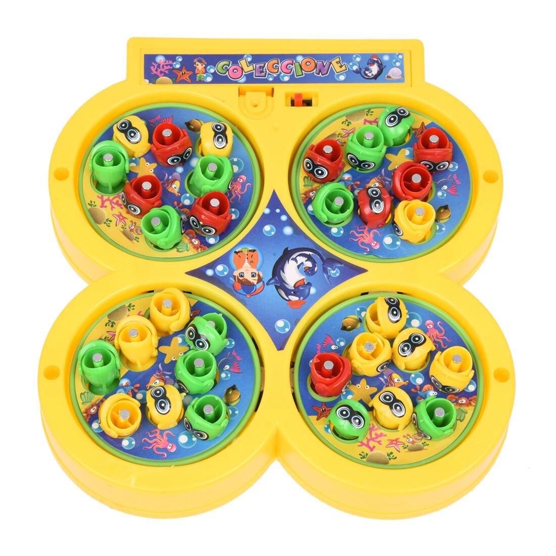 €8.54 10% De Réduction|Plateau De Jeu De Pêche Poisson En Ligne Magnétique  Jouet Éducatif Pour Enfants Bébé|Game Fishing|Fishing Game|Fishing Game Toy intérieur Jeux Pour Bébé En Ligne