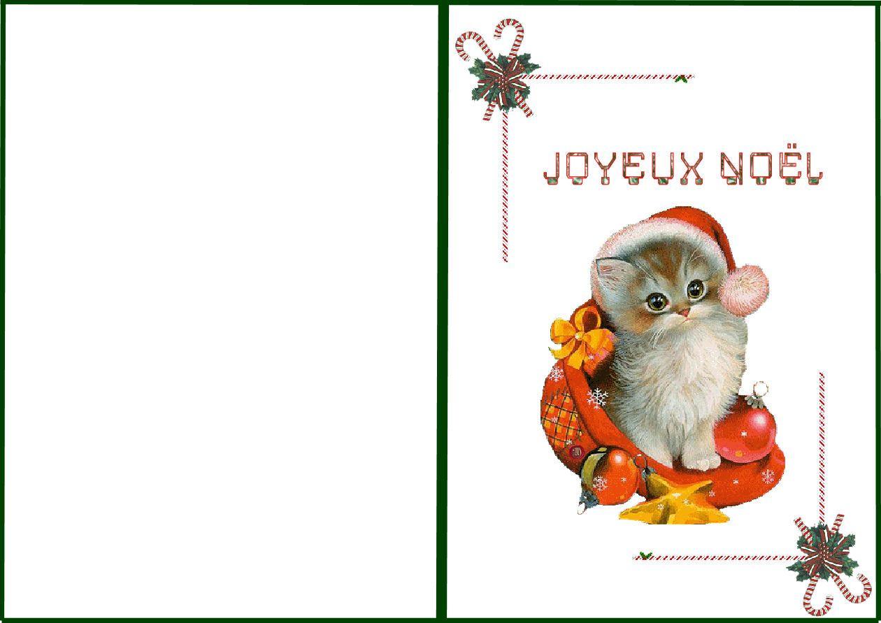 Ebook] Carte Joyeux Noel A Imprimer intérieur Carte Joyeux Noel À Imprimer