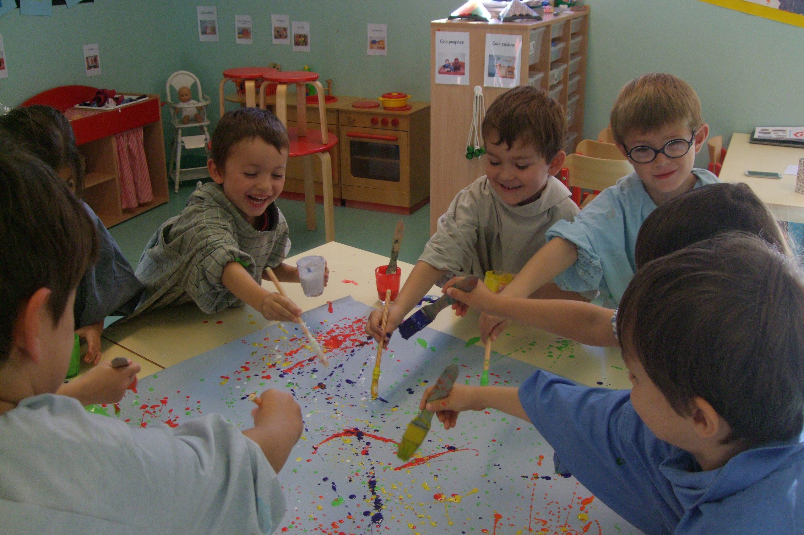 École Maternelle - École Maternelle - Éduscol intérieur Programme Grande Section Maternelle Gratuit