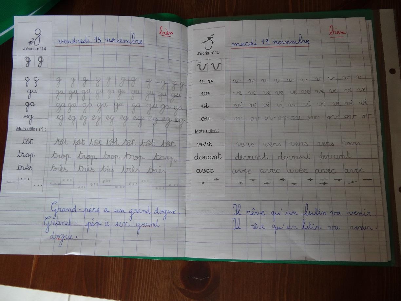 Écrire En Cursive Au Cp | Titline À L'école avec Cahier D Écriture Cp Gratuit À Imprimer