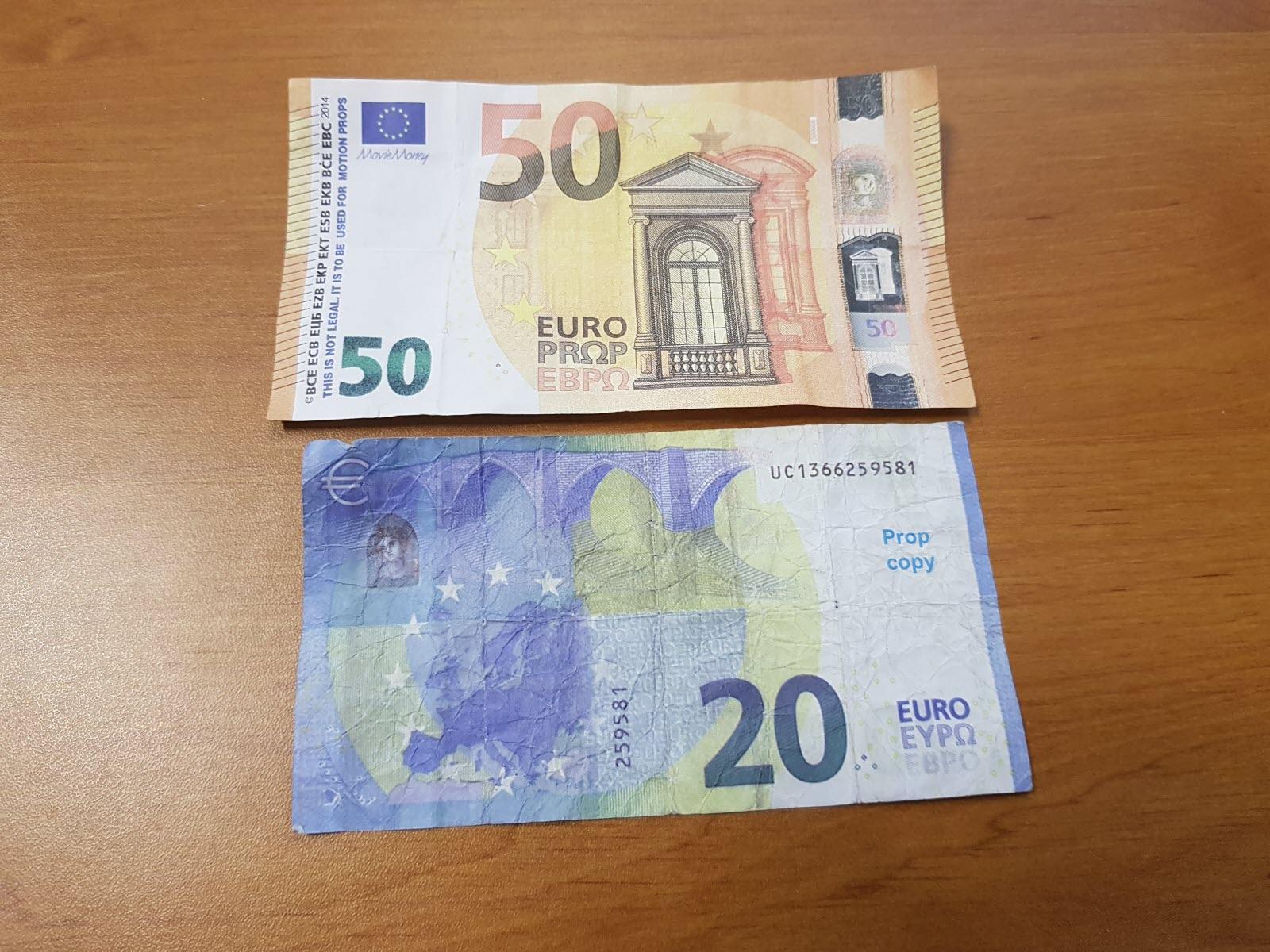 Edition Luneville | Faux Billets En Circulation : La Police concernant Billet Euro A Imprimer