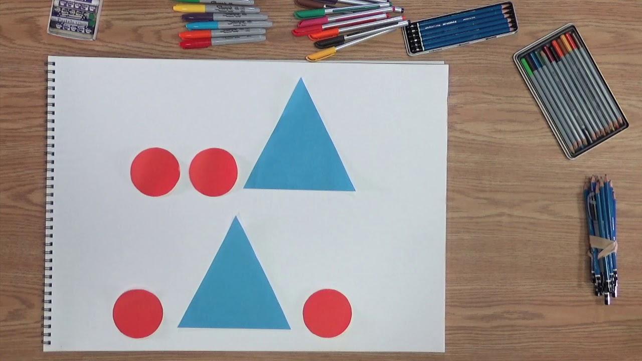 Éducation Artistique – Glossaire Des Arts Visuels – Asymétrie Et Symétrie pour Arts Visuels Symétrie