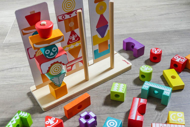Edutotem : Jeu D'encastrement Et De Manipulation - M Comme intérieur Jeux Enfant De 3 Ans