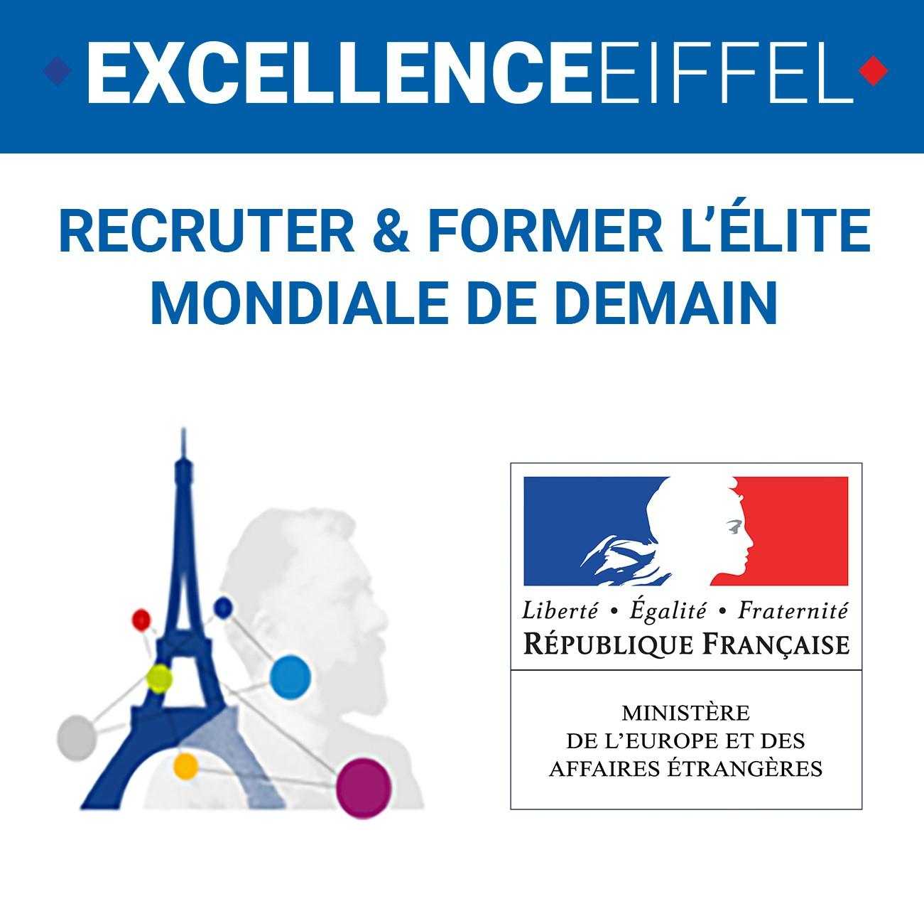 Eiffel Scholarship - Implementation | Campus France pour Combien De Region En France 2017