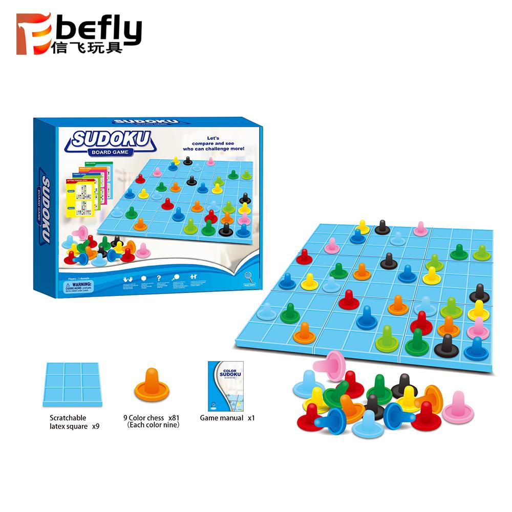 En Plastique Cadeau Éducatif Jouet D'intelligence Pour Enfants Jeu De  Sudoku - Buy Jeu De Sudoku,jeu De Sudoku D'intelligence,jeu De Sudoku De  Jouet intérieur Jeux Intelligents Pour Enfants