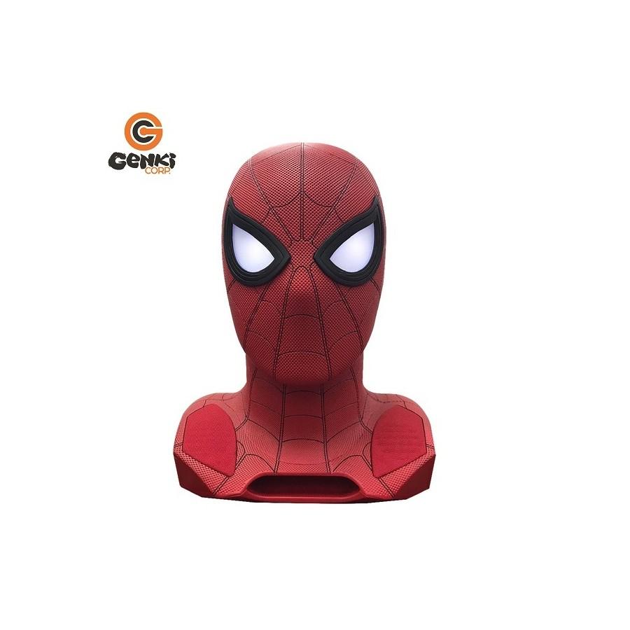 Enceinte Bluetooth - Home Coming - Spiderman - Tête 1:1 Avec tout Tete Spiderman A Imprimer