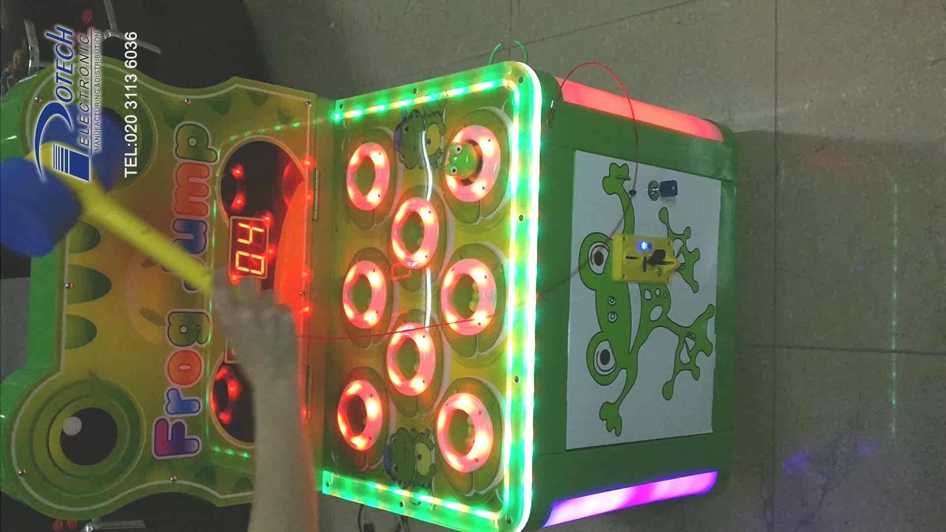 Enfants Frappant Marteau Grenouille Whack A Taupe Rachat Machine De Jeu À  Pièces Mickey Mouse Marteau Arcade Machine De Jeu - Buy Whack Une Machine  De concernant Jeux De Taupe