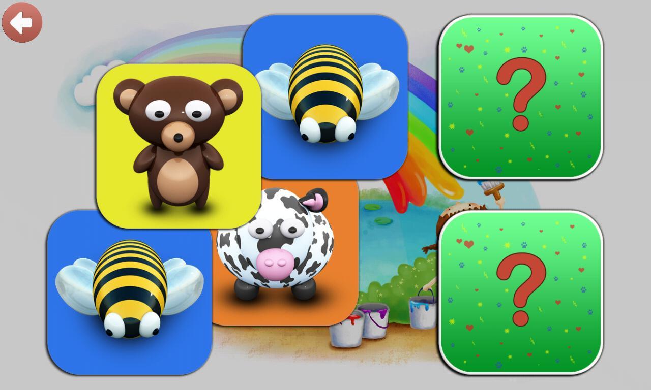 Enfants Jeux Éducatif Gratuit Pour Android - Téléchargez L'apk encequiconcerne Jeux Educatif Enfant Gratuit