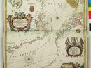 English: A New Mappe Of The Sea Coasts Of England, France destiné Mappe De France
