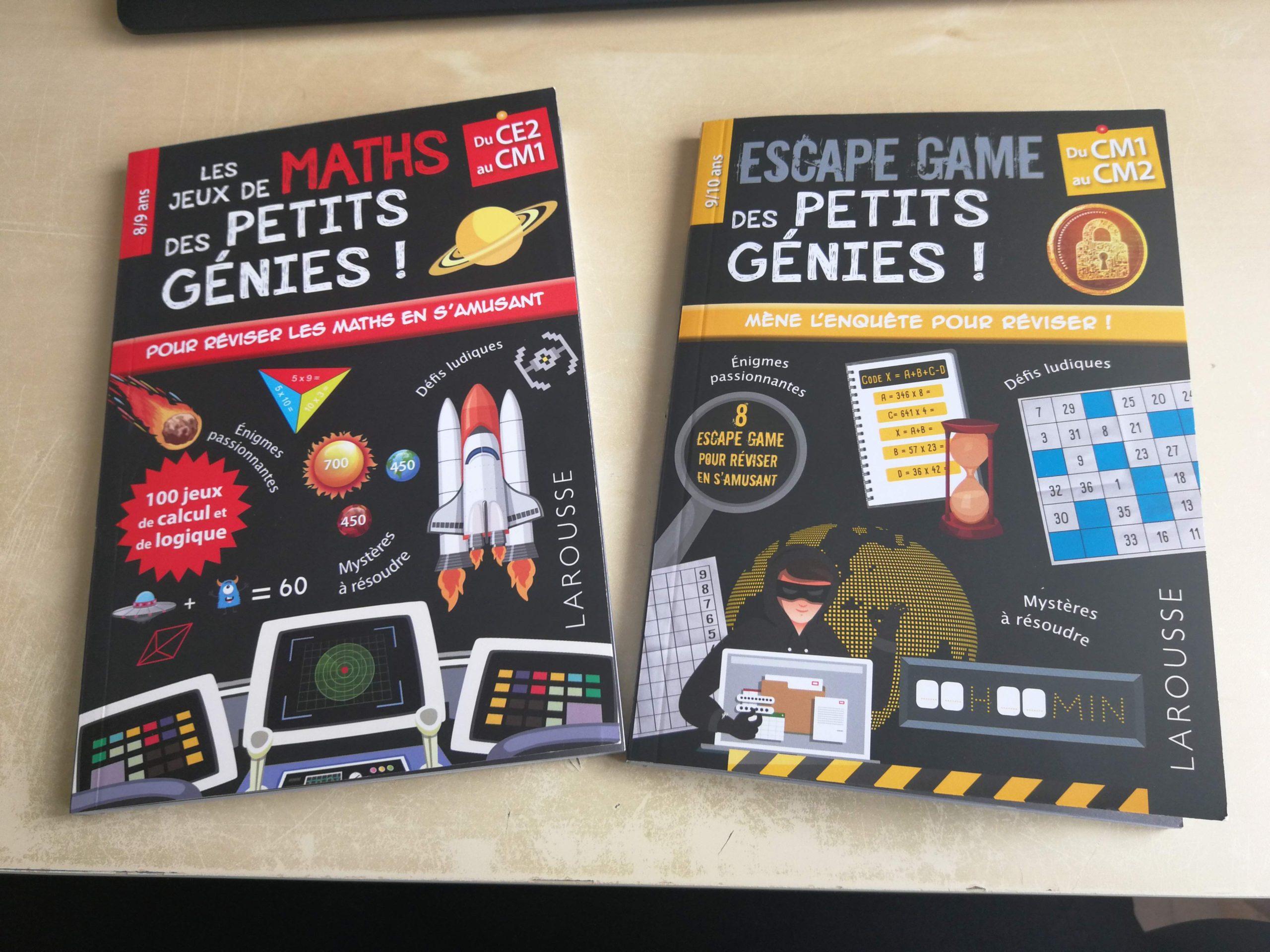 Enigmes Et Jeux De Maths - Des Livres À Avoir - Chez intérieur Jeux De Maths Gratuit