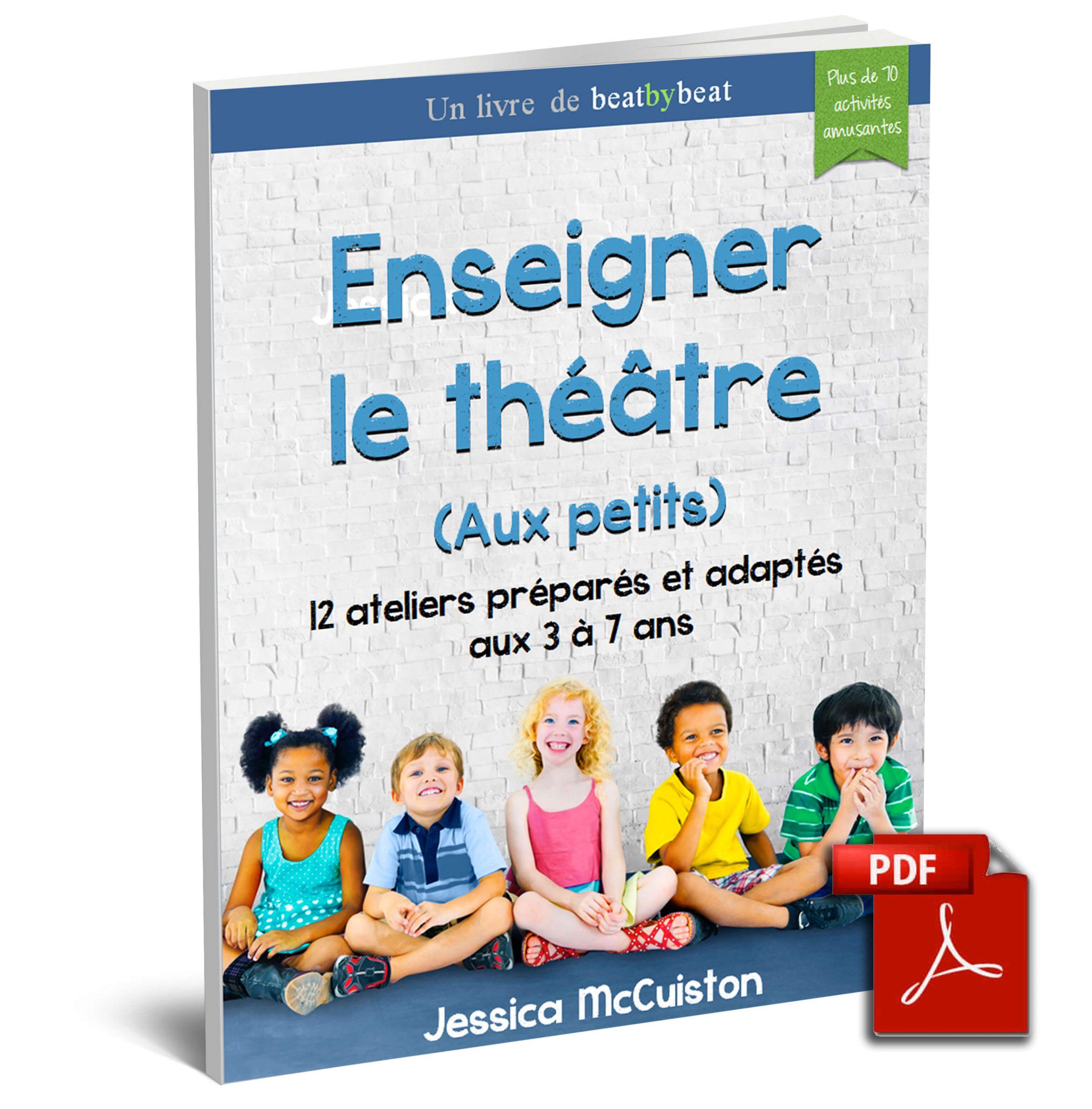 Enseigner Le Théâtre Aux Petits (3-7 Ans) serapportantà Exercice Enfant 4 Ans