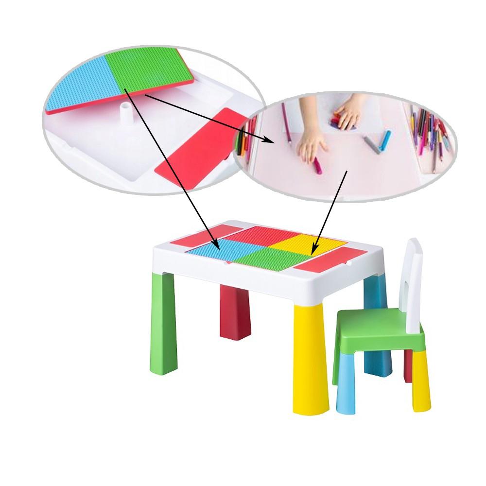 Ensemble Table Et Chaise Enfant Pour Dessin Et Jeu De concernant Jeux Enfant Dessin