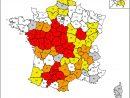 Environnement | Sécheresse : Nos Départements En Alerte dedans Carte Avec Les Departement