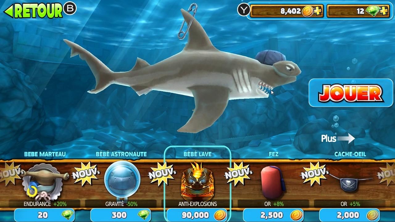 Ep 1 Sur Un Jeux De Requin intérieur Requin Jeux Video