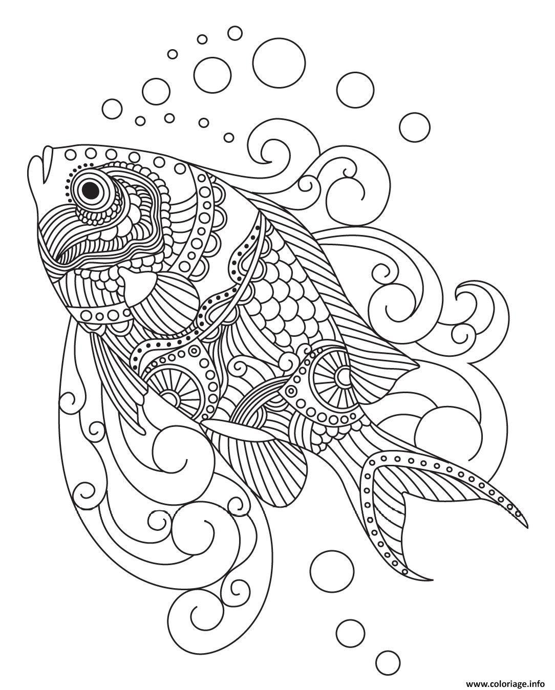 Épinglé Par Fafi Amedouce Sur Coloriage Artistique destiné Coloriage Sur La Mer À Imprimer