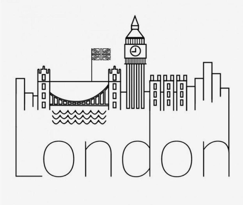 Épinglé Par Lef Sur Travel | Choses Faciles À Dessiner serapportantà Dessin De Angleterre