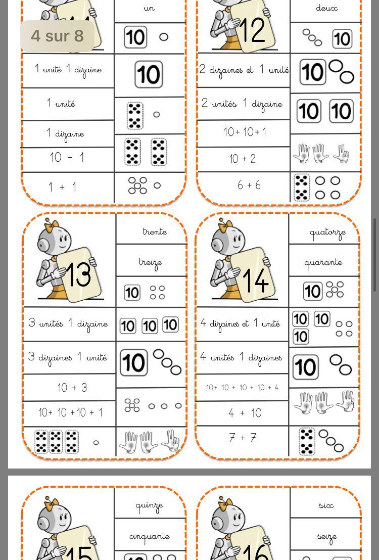 Épinglé Par Magaly De Boni Sur École | Exercice Ce1, Maths destiné Jeux Educatif Ce1