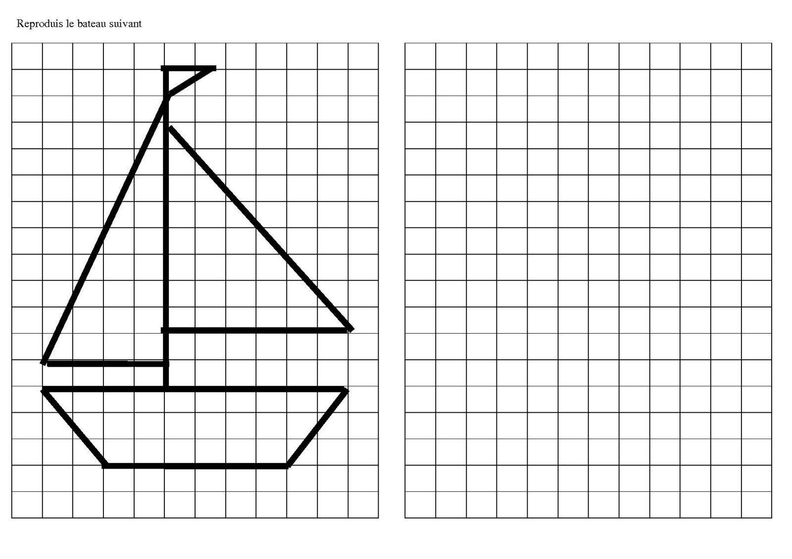 Épinglé Sur Activités À Imprimer dedans Dessin Symétrique A Imprimer
