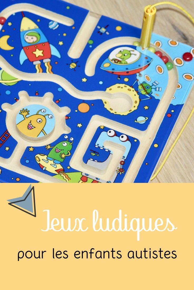 Épinglé Sur ⚡️jeux Et Outils Adaptes avec Jeux Enfant Educatif