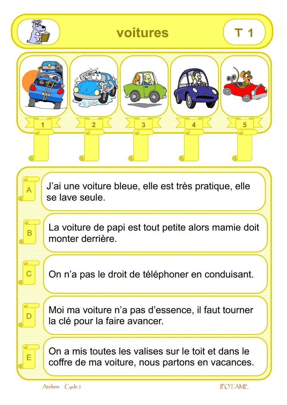 Épinglé Sur Français Cp avec Jeux Enfant Cp