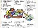 Épinglé Sur Fsl: Sports & Leisure dedans Journal De Vacances A Imprimer